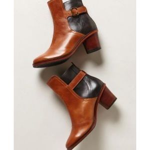 Anthropologie J. Shoes Hardwick boots